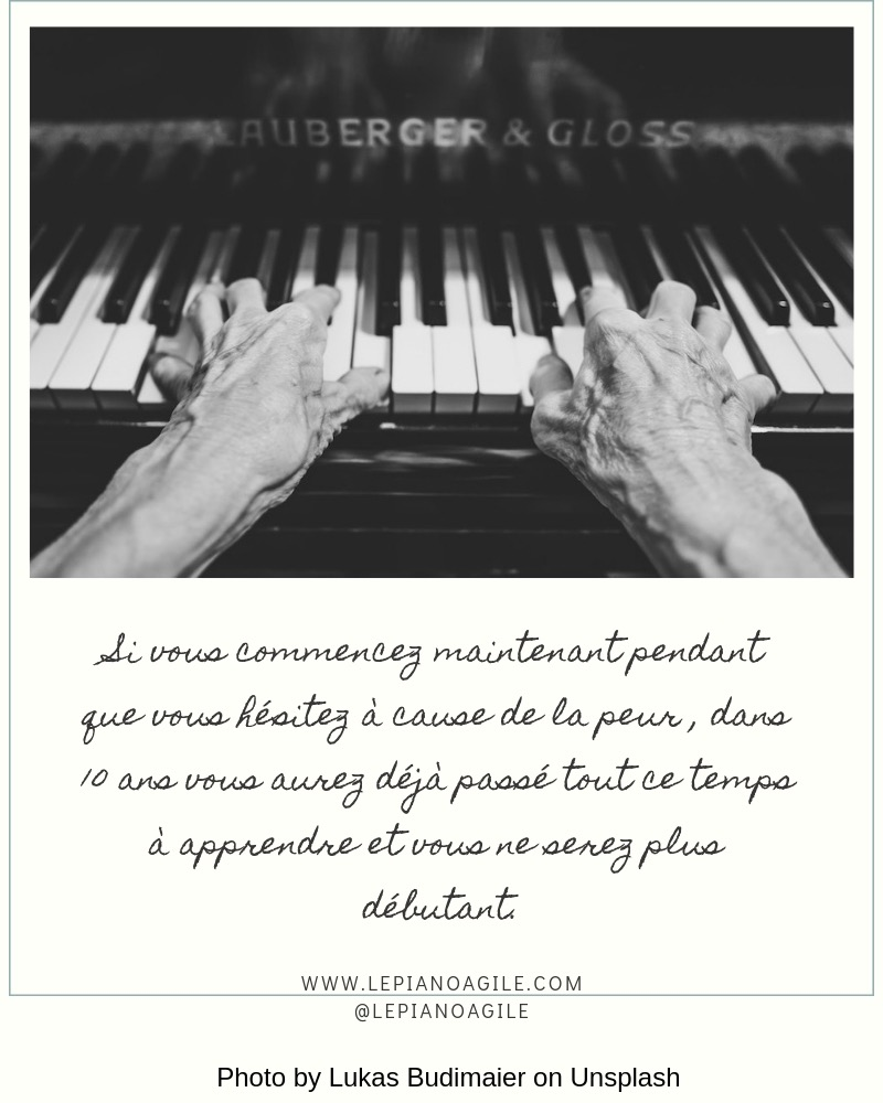 Age Pour Apprendre Le Piano