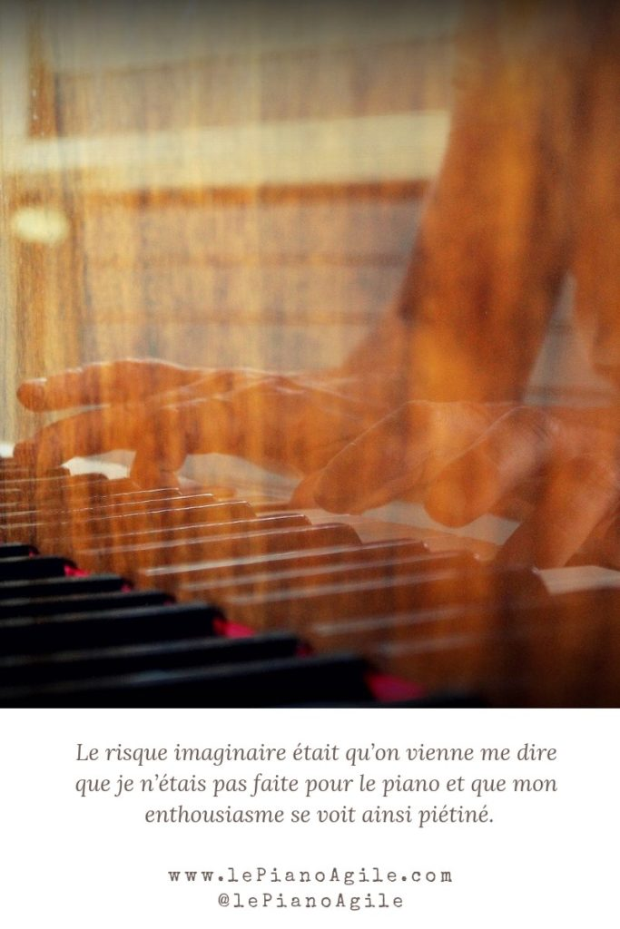 faut- il du talent pour apprendre le piano #Piano #LepianoAgile #Jazz